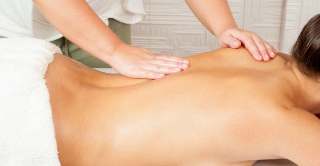 Massage ondersteunt bij klachten