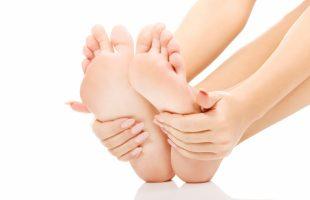 Zorg goed voor je voeten bij kanker
