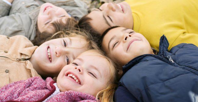 Kinderen vinden kinesiologie fijn
