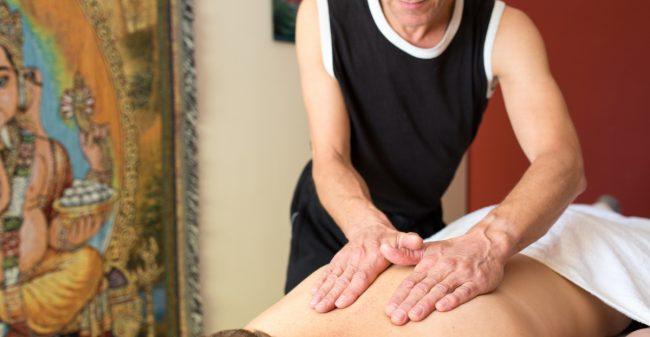 Massage laat zien wat er in je leeft