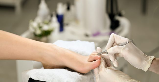 Kwaliteitsopleider in voetverzorging