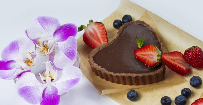 Liefde & chocola; een gouden combinatie