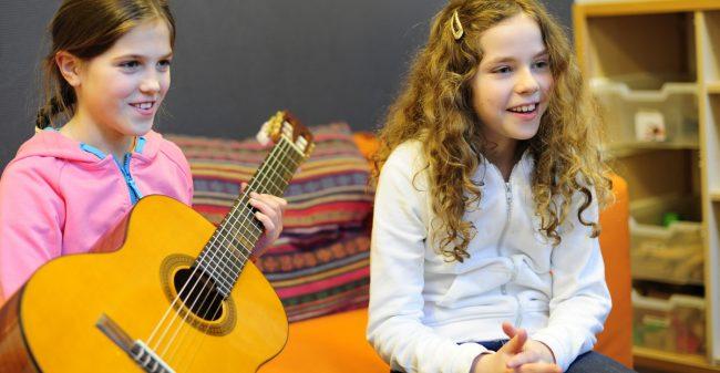Muziek is leerzaam, vooral voor kinderen