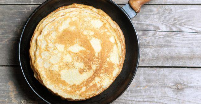 Pretty pancakes!