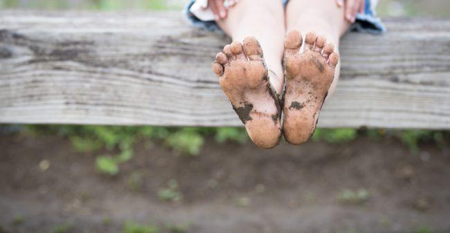 Geef je voeten de vrijheid!