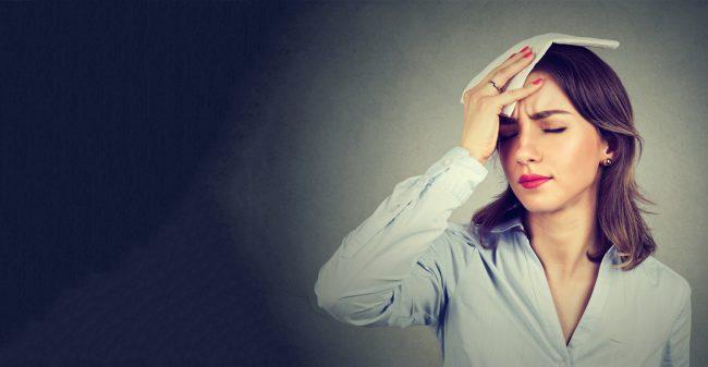 Last van opvliegers nachtzweten? Een verrassende oplossing!