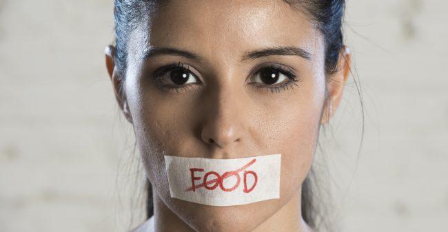 Als eten je vijand is…