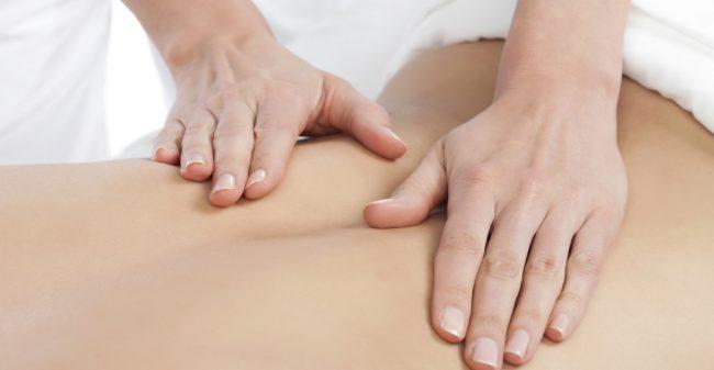 Massage bij kanker geeft ontspanning