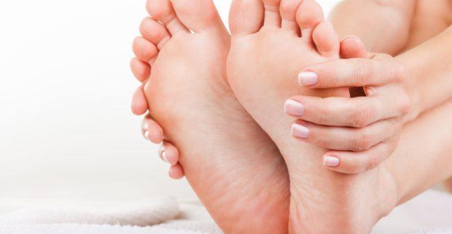 Zorg voor je voeten: altijd belangrijk