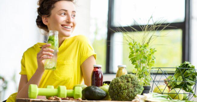 Dit kan een verandering van voeding met je doen!