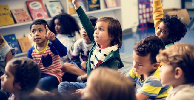 Werken aan de taalvaardigheid van je kind