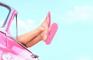 Zijn jouw voeten al klaar voor het voorjaar?