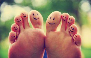 Gezonde voeten, blije voeten!