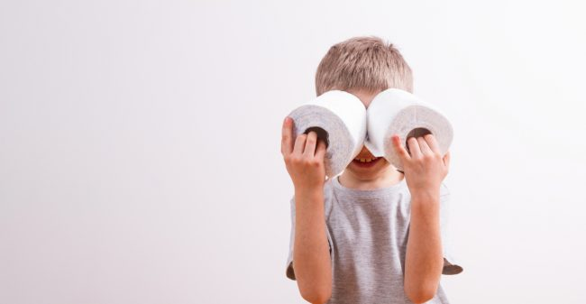Is jouw kind al een superpoeper?