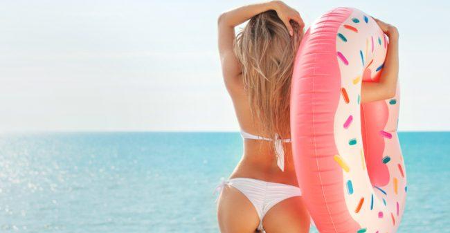 Het kan: een summerbody het hele jaar door