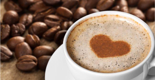 Koffie drinken voor het goede doel