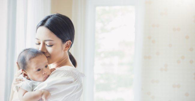 Advies en ondersteuning voor jonge moeders