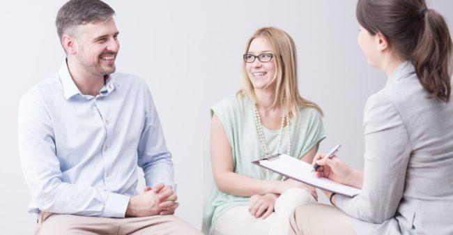 'Met luisteren en praten kom je een heel eind bij scheiding'