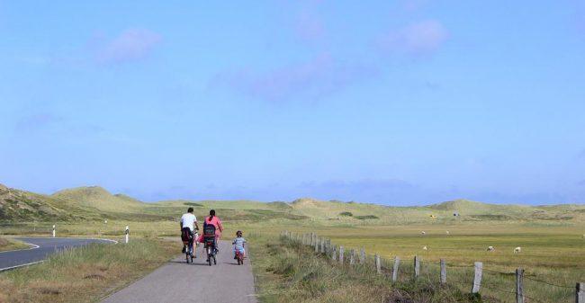 Samen op de fiets met de kids