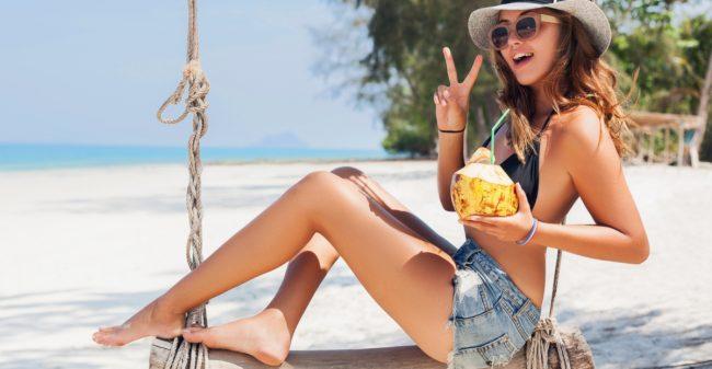 De zomerse cocktail voor je huid!