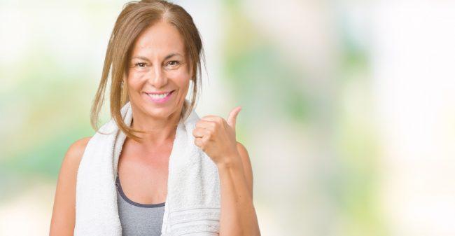 Liggend je spieren versterken: zo doe je dat!