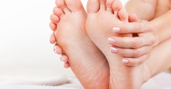 Hoge suikerspiegel? Denk om je voeten!