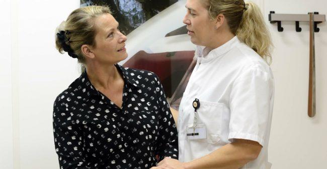 'Samen met de patiënt komen we tot de best passende behandeling'