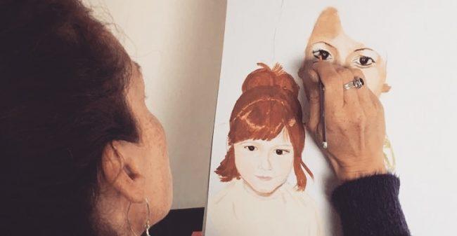 Jolita: 'Kunstzinnig werken helpt écht bij pijn en verlies'