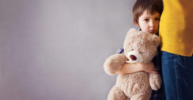 Kinderen in angst of rouw – hoe moet dat nou?