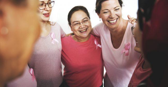 'Als ex-borstkankerpatiënte wil ik graag lotgenoten een goed gevoel geven'
