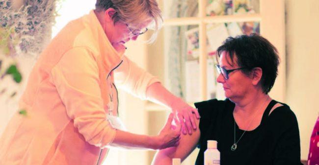 Thuisprikservice voor oncologiepatiënten