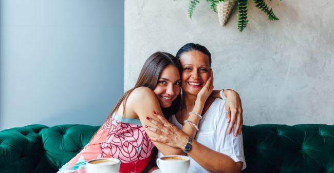 Een mooie huid voor moeder en dochter
