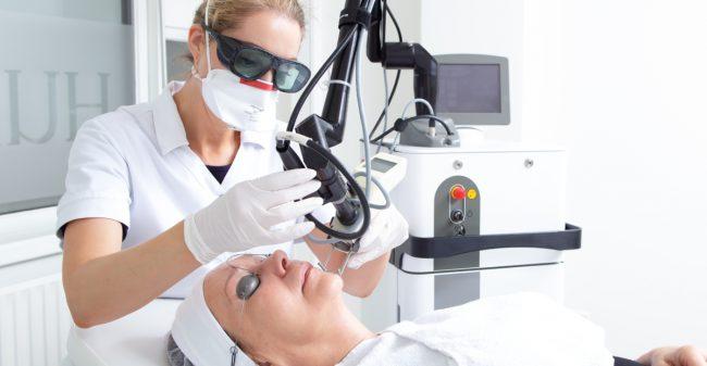 Laser: mooie oplossing voor elk probleem