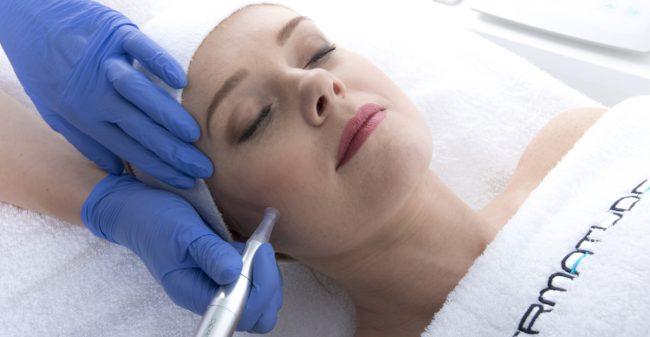 'Geweldige resultaten voor de huid met Meta Therapy'
