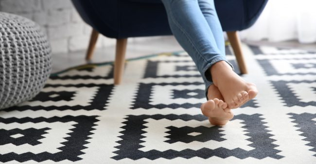 'Blijf niet rondlopen met voetklachten'