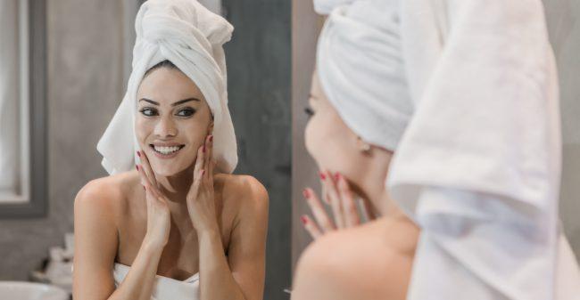 Peeling: prima middel bij huidproblemen