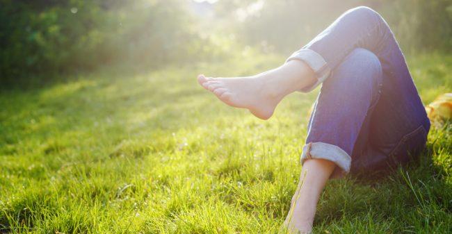 Maak je voeten klaar voor het voorjaar!