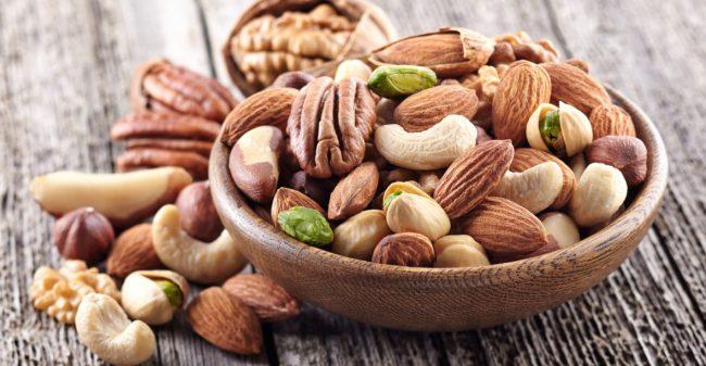 Help! Ik ben allergisch voor noten en fruit!