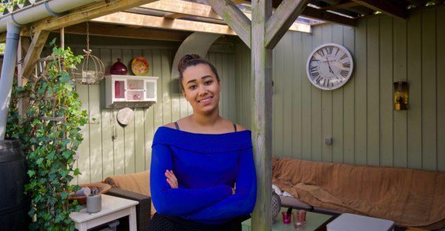 Nandy (16) zoekt pleeggezinnen in Hollands Kroon