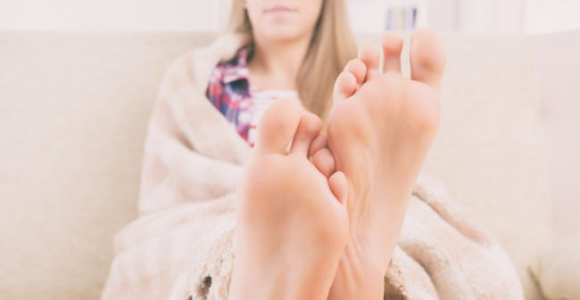 Jouw voeten in vertrouwde handen met oncologische voetzorg