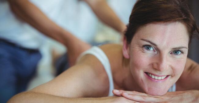 Massage: goede aanvulling op behandelingen
